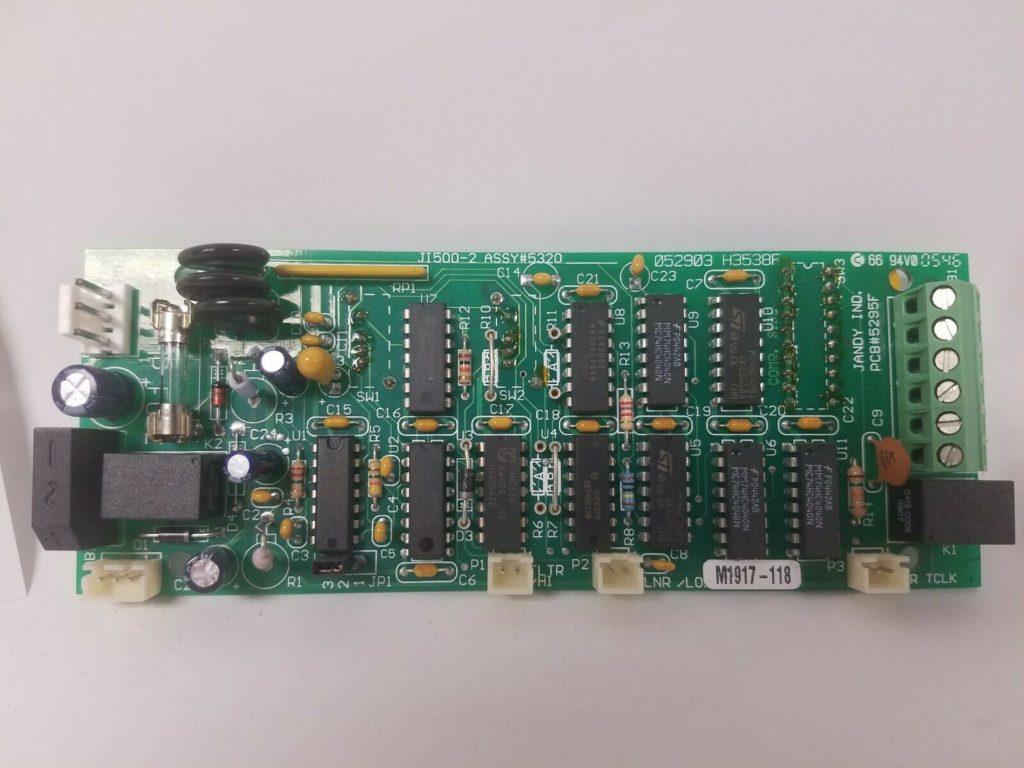 *** REPAIR SERVICE*** 5246 Circuit Board Ji500 PCB# 5295F PLINK.